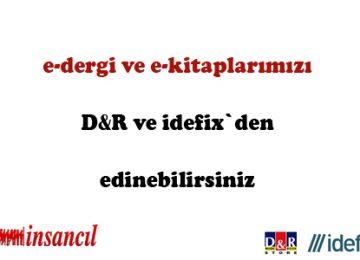 D&R ve İdefix'den Edinebilirsiniz…