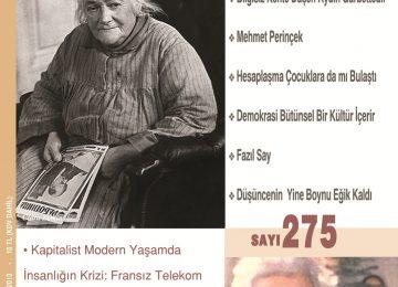 İnsancıl'ın Haziran 2013 sayısı çıktı