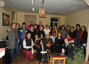 Ocak ayı şiir etkinliği konuğumuz şair Zeynep Alpaslan