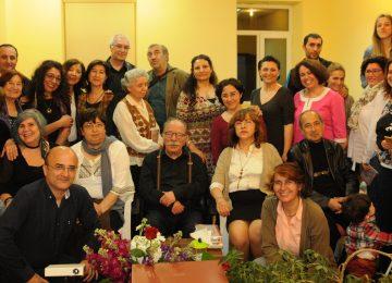 Berrin Taş'la Mayıs ayı şiir etkinliği