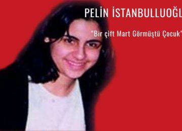 Aralık 2017 şiir etkinliği: Pelin İstanbulluoğlu