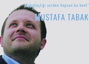 Ocak 2018 şiir etkinliği: Mustafa Tabak