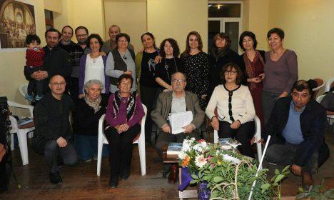 Pelin İstanbulluoğlu'nun şiir gecesinden