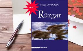 Cengiz GÜNDOĞDU'nun yeni kitabı RÜZGAR