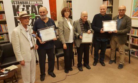 2018 Tekin Sönmez Edebiyat Ödülü töreni-Tüyap