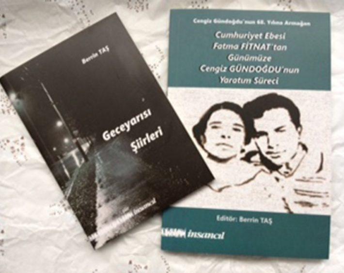 Berrin Taş'ın yeni kitapları