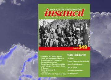 İnsancıl dergisi Ağustos 2019 / Sayı 349