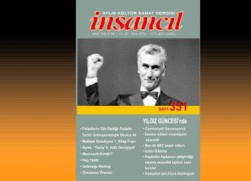İnsancıl dergisi Ekim 2019 / Sayı: 351