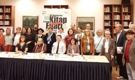 38. Tüyap 30. yıl Panelimiz